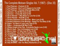 The Complete Motown Singles Volume 7 .3