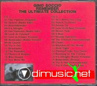 Gino Soccio - Remember - The Ultimate Collection