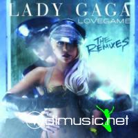 Lady Gaga - Love Game (The Remixes)(2009)