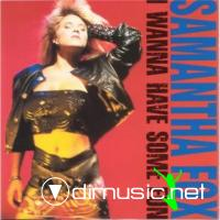 Samanta Fox - I Wanna Have Some Fun (1988)