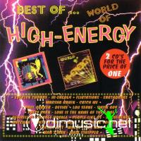 World Of High-Energy Vol 1 & 2 - Best Of (2CD Set)
