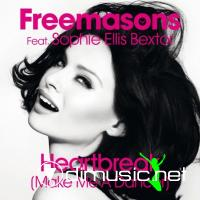 Freemasons feat. Sophie Ellis-Bextor - Heartbreak (Make Me A Dancer) (remixes) 2009