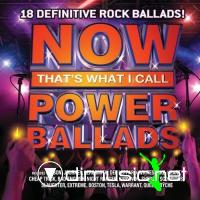 Now That's What I Call Power Ballads 2009