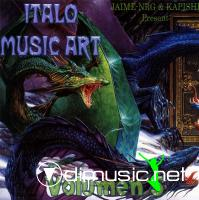 ITALO MUSIC ART COLLECTION  VOL. 05