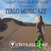 ITALO MUSIC ART COLLECTION  VOL. 06