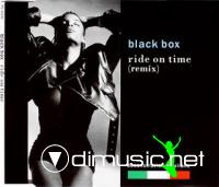 Black Box - Ride on Time (Remix) (1989)