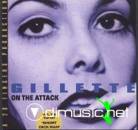 gillette-on the attack