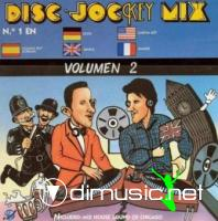 DISCJO-KEY-MIX - Vol. 2 (1987)