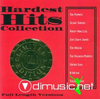 Various - Hardest Hits Volume 1-5 (CD) (Complete Series 1-5)