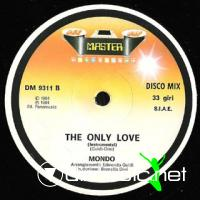 MONDO - THE ONLY LOVE (Instrumental)