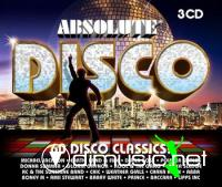 VA - Absolute Disco (3CD) 2009