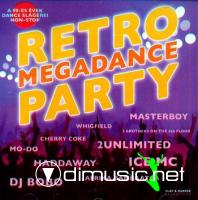 Retro Megadance Party (2008)
