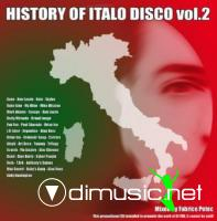 THE HISTORY OF ITALO DISCO - Volume 2 (2008)