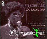 "Ella Fitzgerald ??"" 28 Great Songs"