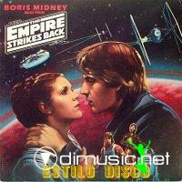 BORIS MIDNEY - Music From The Empire Strikes Back (LP RSO Records Inc. 1980)