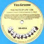Tim Greene - The Facts Of Life (1985)