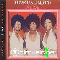 LOVE UNLIMITED . IN HEAT  1974