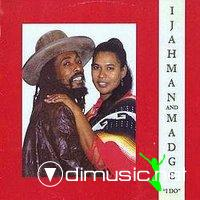 Ijahman And Madge - I Do (Vinyl, LP, Album)