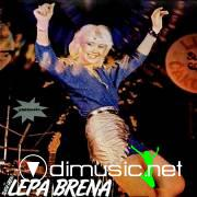 Cover Album of Lepa Brena & Slatki Greh - Mile Voli Disko (1982)