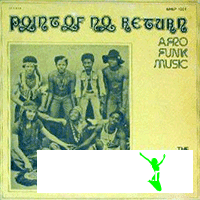The funkees - Point of no return - 1974 (Afrofunk Nigeria)