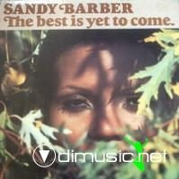 Sandy Barber - The best in yet come