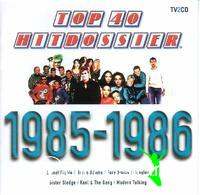 VA - Top 40 Hitdossier 1985-1986 (2 CD)
