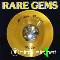 Rare Gems - Million Dollar Disco (Vinyl, LP, Album)