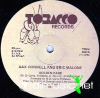 Aax Donnell & Eric Malone - Golden Cage (1986)