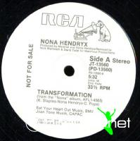 Nona Hendryx - Transformation (1983)