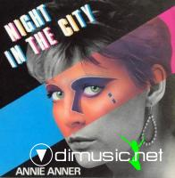 Annie Anner - Night In The City (1985)