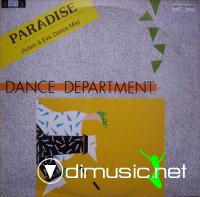 Dance Department - Paradise (1986)