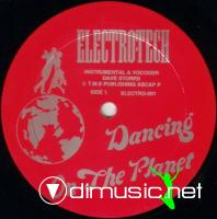 David Storrs - Dancing On The Planet (1984)