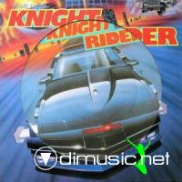 Laser Cowboys -THEME FROM KNIGHT RIDER  1989