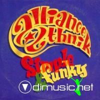 Alliance Ethnik - Simple & Funky (Maxi-CD) 1995