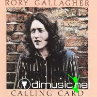 RORY GALLAGHER Calling Card (1976)