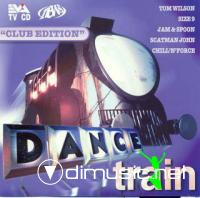 Dance Train 95-1 Club Edition 2CD