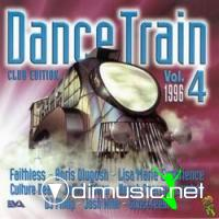 Various - Dance Train '96 Vol. 4 (Club Edition) (CD)