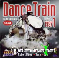 Various - Dance Train '97 Vol. 1-2 (Club Edition) (CD)