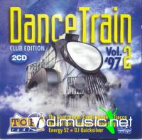 Dance Train 97-2 Club Edition 2CD