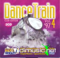 Dance Train 97-4 Club Edition 2CD