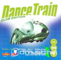 Dance Train 99-1 Club Edition 2CD
