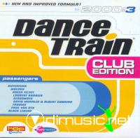 Dance Train 2000-3 Club Edition 2CD