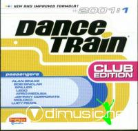 Dance Train 2001-1 Club Edition 2CD