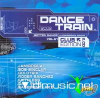 Dance Train 2002-1 Club Edition 2CD