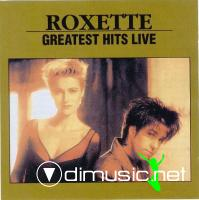 ROXETTE-GREATEST HITS LIVE (1994)