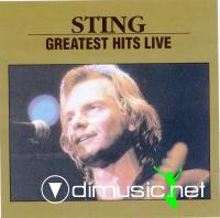 STING-GREATEST HITS LIVE (1994)