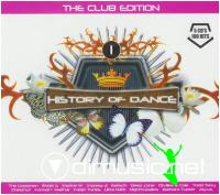 History Of Dance 01 -The Club Edition Top 100 -5CD-2006