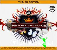 History Of Dance 02 -The DJ Edition Top 100 -5CD-2006