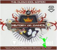 History Of Dance 03 -The Oldskool Edition Top 100 -4CD-2006