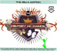 History Of Dance 04 -The Ibiza Edition Top 100 -5CD-2006